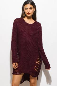 PINK SODA KNITTED TOP