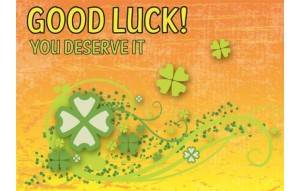 Good Luck St.Patricks Day